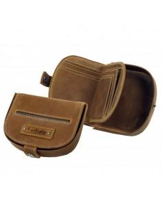 Valódi bőr doboz pénztárca - Viennese Box - LandLeder - 1408