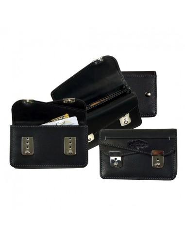 LandLeder fémzáras pénztárca - 12.5x7.5 cm - 982-25