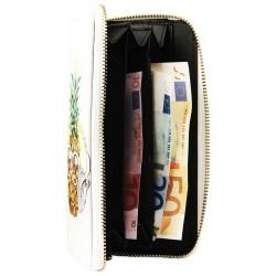 Nagyméretû nõi pénztárca - 20x10 cm - ANANÁSZ - 3010044-001
