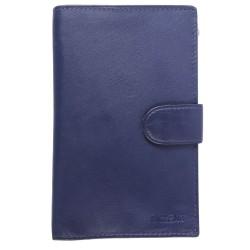 Akzent nagyméretű női pénztárca - 16x10 cm - KÉK - 495069530009